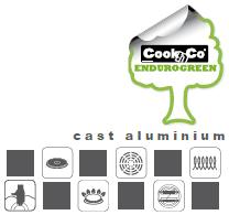 Серия посуды Cast Line от Cook&Co